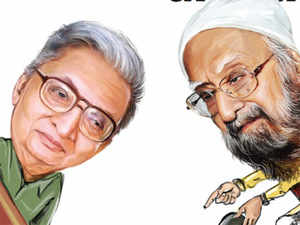 On the eve of perhaps independent India's most fractious elections, the country could do with thehumourofKhushwantSingh andBehramContractor