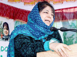 Electoral rolls suggest PDP president Ms Mehbooba Mufti is a man! She has been identified as the father of the two daughters Irtiqa and Iltija.
