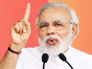 Narendra Modi on Tuesday subjected Infosys co-founder Nandan Nilekani to a prolonged attack over the unique identity card, Aadhaar, to boost the prospects of his party colleague Ananth Kumar.