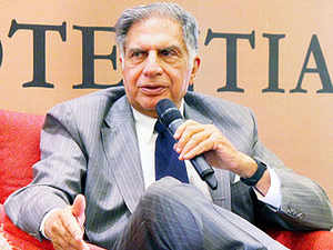 Tata said China offered many opportunities for Indian businesses, but they failed to grasp them, Chinese state run Xinhua news agency reported.
