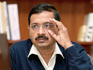Delhi Election Commission today issued notice to AAP leader and former Chief Minister Arvind Kejriwal for holding a meeting without permission at Rajghat yesterday
