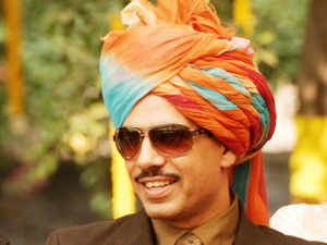 Robert Vadra's voting garb of pink pants, V-neck vest and shades was a perfect demonstration of what could be called the Delhi Tapori or PowerPuppy style.