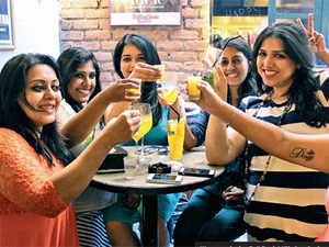"A bustling bar culture is the hallmark of any sophisticated city. In Delhi, long dismissed as a cultural ""village"", things have changed so much that not only are weekends designated for partying but every evening could well be a Saturday"