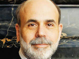Bernanke said that in a high inflation economy even a relatively high target is helpful since it anchors expectations.