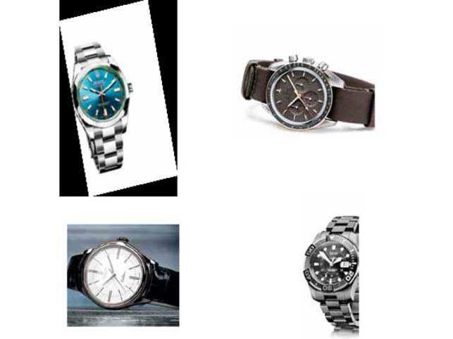 2014 39 S Major Watch Trends From Metallic Hues To Vintage