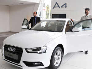 After the price hike, effective from May 1, while theA4(diesel) model will costRs33.96lakhas againstRs32.81lakhat present, theA6(diesel) model will be costlier byRs1.60lakhatRs44.91lakh.