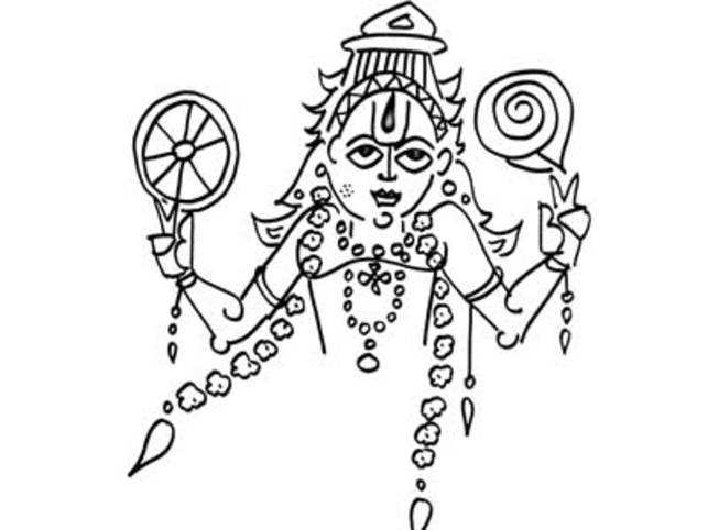 Vishnu What Vishnus Symbols Tell Us About Organisations