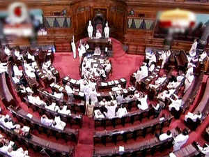 Facing imminent disqualification after a CBI court sentenced him to two years imprisonment in the cremation shed scam,DMKleader and former TamilNaduMinister T MSelvaganapathytoday resigned from theRajyaSabha.