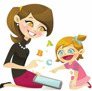 The iPad is not just a fun gadget for adults, but thanks to its large, responsive screen, it can be a great educational tool for children.