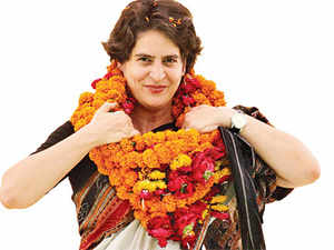 """Breaking her silence, a """"pained"""" Priyanka Gandhi on Tuesday said her husband Robert Vadra was being targeted for political reasons and asserted that her resolve to fight back will increase the more the opponents attack."""
