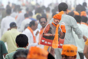 After polling is over on Thursday in 117 constituencies, electors in close to two third of the parliamentary seats would have exercised their right to vote and the die of India's immediate political future will be considerably cast.