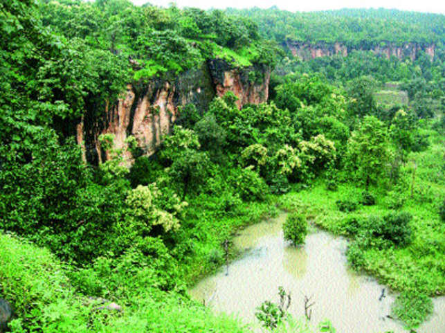 Deogarh in UP is an abode of gods