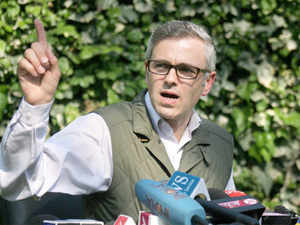 """""""Majority ofKashmiriMuslims are pained at the exodus ofKashmiriPanditsand want them to come back.Modihas insulted the people of Kashmir by his statement,"""" Omar said."""