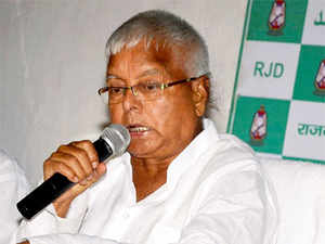 "Targeting Narendra Modi on the issue of Gujarat riots, RJD President Lalu Prasad today described the BJP Prime Ministerial candidate as an ""executioner""."