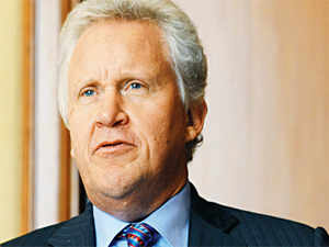 Manufacturing would also be a big growth engine for India, said Immelt, who took over from the legendary Jack Welch as GE boss in 2001.