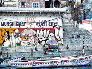 Rajnath Singh, MM Joshi, Sushma Swaraj & Jaitley are set to campaign extensively in the holy city of Varanasi to ensure a massive win for Modi.