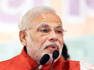 NarendraModitoday said that a real tiger is one who jails those involved in theSharadachit fund scam and gets back money of the poor.