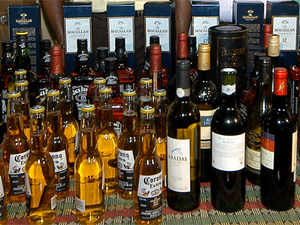 Over 2.13crorelitresof liquor andRs283crorecash have been seized in the run-up to the elections, with the maximum recoveries made inAndhraPradesh.