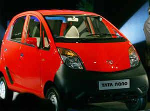 Tatas eye new 'mother house' for Nano