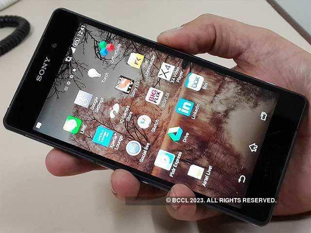 Sony Xperia Z2 smartphone: First Impressions - Sony Xperia