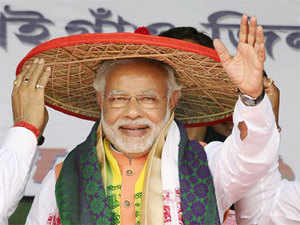 Narendra Modi's confidence may mean that he will have a government but Lalu and a few others will remain strongly relevant.