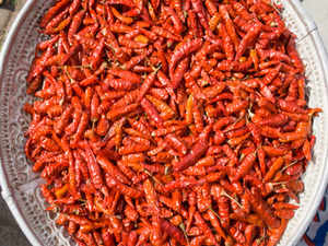 Indian chilli has been banned in Saudi Arabia, the fifth-largest importer of fresh vegetables from India, citing the presence of high pesticide residues in it.