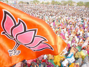 Most senior BJP leaders ET spoke with confirmed that Modi's Gujarat's revenue minister Anandiben Patel is the front-runner for the CM's post.