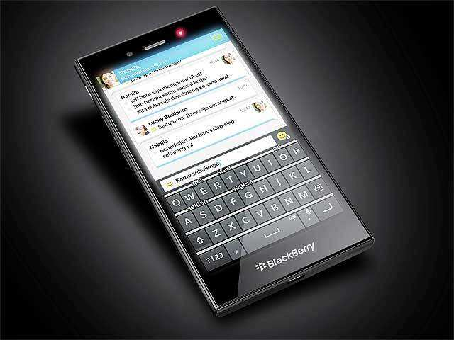 Popular - BlackBerry launches new smartphone Z3: Key