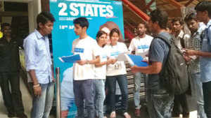 Zeroing in on the youth power interested in the business development jobs, Koramangala is turning as a hot spot for direct recruitment gala.