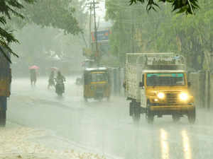 This year's monsoon is forecast to be below normal, but timely onset is expected to help crops and bring relief to city dwellers.