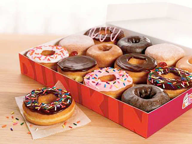 Dunkin' Donuts has arrived in Mumbai, and after visiting the store thrice before it launched we finally sunk our teeth into DD's offerings.
