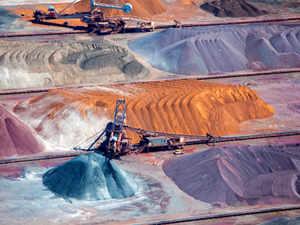 Tata Steel imports iron ore from Australia for 'testing