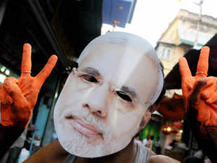 Tampa-based Patel had lead an OFBJP team of more than 1,000 volunteers who had travelled to India at their own expense to campaign for BJP and its candidates in different parts of India.