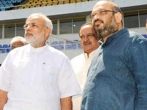 TheNarendraModi-AmitShah game plan checkmated the two regional parties which had carved out the state between themselves for decades.