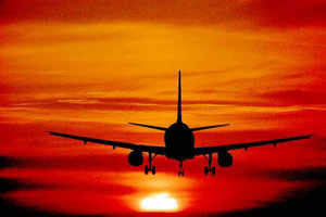 High-flyers may see another hike in airfare next month.