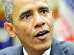"US President Barack Obama today called up Prime Minister Manmohan Singh soon after he demitted office and said he was one of the few public leaders whom he ""admired"" and that he would ""miss"" working with him on ""day-to-day basis."""