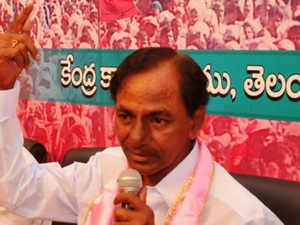 TRS president K Chandrasekhar Rao meets Andhra Pradesh ...