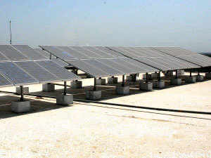 The commerce ministry has identified a dumping margin range of 50-60% from the United States and 100-110% from China, which is the largest exporter of solar cells worldwide.