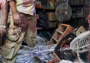 Mehrauli blast shatters govt claims