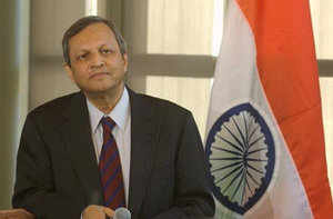 Ronen Sen, Indian Ambassador to the US