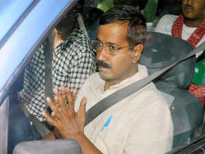 On a day he said AAP was ready for fresh elections, Kejriwal was again at the centre of a controversy as he was arrested and sent to Tihar Jail.