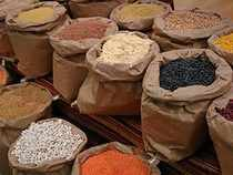 No change in foodgrain prices - The Economic Times