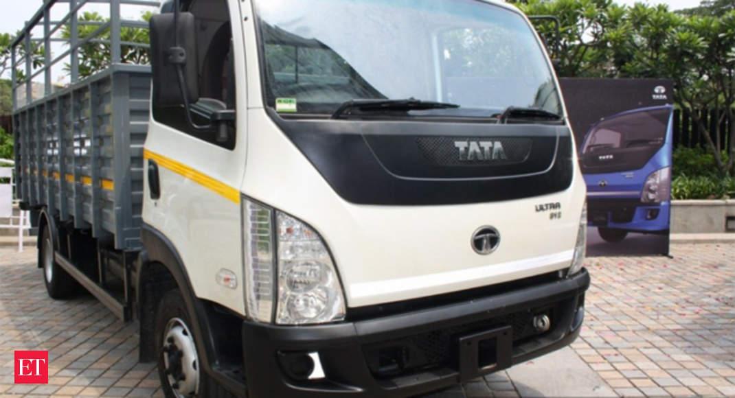 6-speed gearbox - Tata Ultra 912 & Tata Ultra 812 trucks launched
