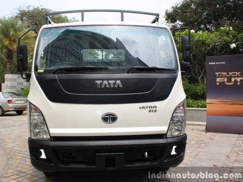 497 TCIC common rail diesel engine - Tata Ultra 912 & Tata
