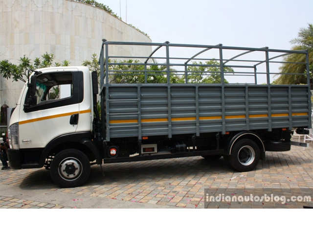 15 Percent Increase In Fuel Efficiency Tata Ultra 912 Tata Ultra