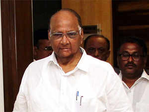Pawar appeared to be reassuring his colleagues that the party could still bounce back in the assembly polls due in October.