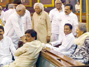 """They are the most accepted leaders in all sections of the party. We will overcome all these difficulties under their leadership,"""" Antony told reporters."""