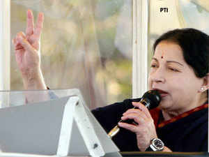 Jaya had earlier expressed dismay over Prime Minister-designate Modi's invite to Sri Lankan President Mahinda Rajapaksa for his May 26 swearing-in.