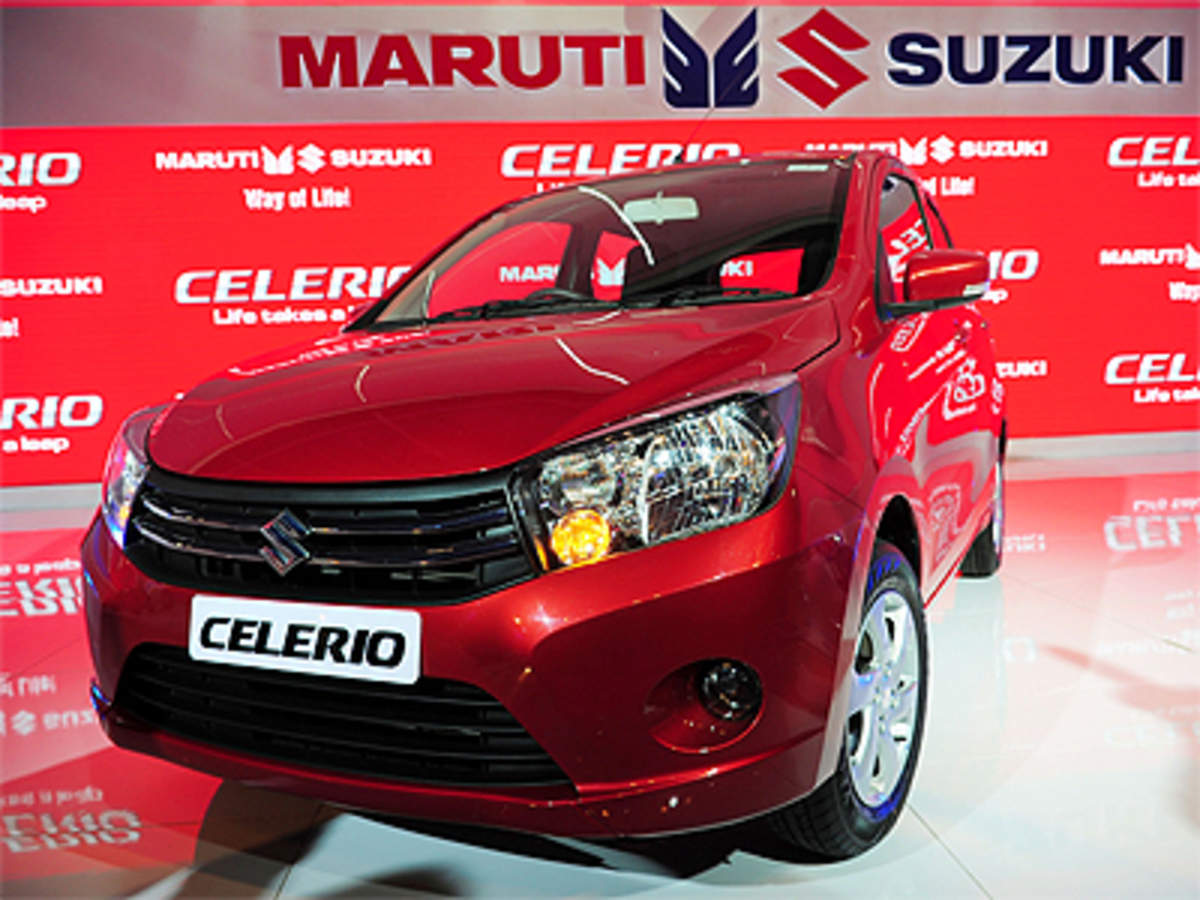 Maruti Suzuki launches CNG variant of Celerio at Rs 4 68 lakh - The