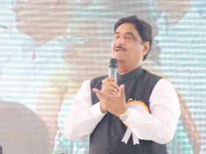 Munde hails from a poor family in the backward Marathwada region and was brought into politics by the late BJP leader Vasantrao Bhagwat.